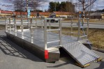 Bridge / Float 4 Meter